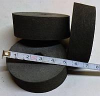 Полировальный круг вулканитовый 50х20х10 резиновый диск