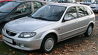 Разборка запчасти на Mazda 323 BJ (1998–2003)