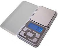 Карманные ювелирные электронные весы (0,1-500 граммов)