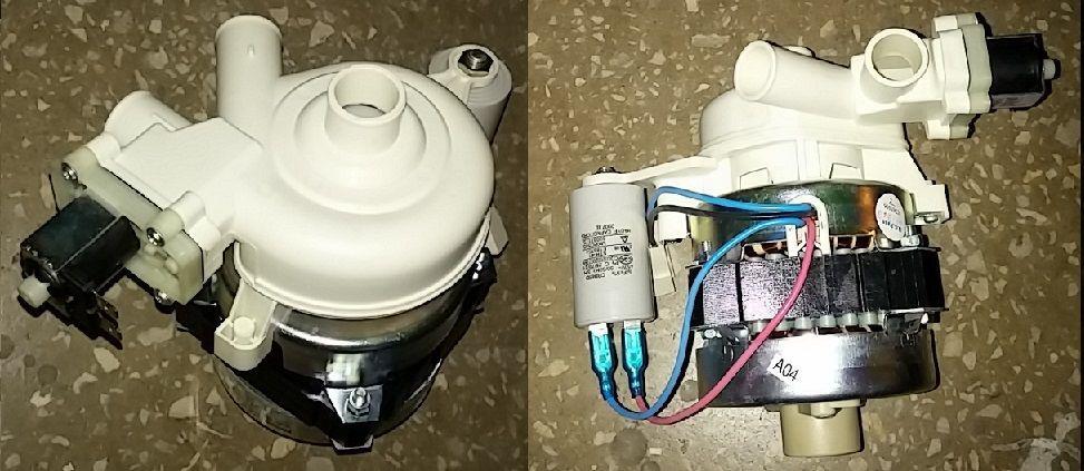 Мотор посудомоечной машины Zanussi (Занусси) 1113332009