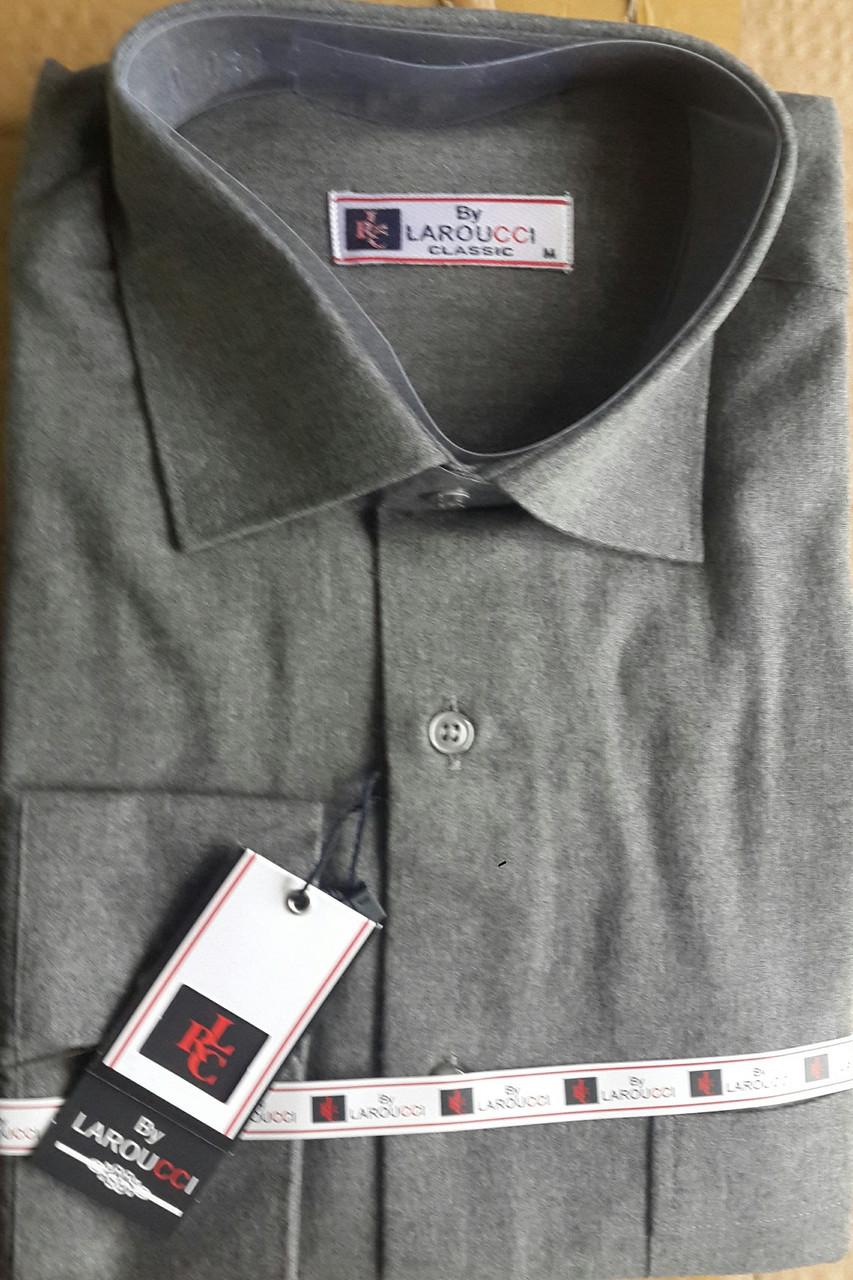 Кашемировая рубашка LAROUCCI (размер L )