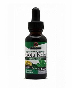 Nature's Answer Gotu Kola жидкий экстракт 30 мл