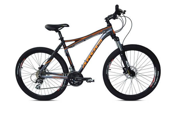 """Горный велосипед ARDIS DINAMIC HB MTB 26"""" 19"""" Черный/Оранжевый"""