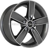 Литые диски Zorat Wheels ZW-2517 7x16 5x118 ET38 dia71,1 (MK-P)