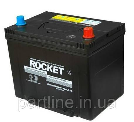 Аккумулятор Rocket 6СТ-70 Азия Евро, (SMF NX110-5L), 600En, габариты 260х173х222, гарантия 18 мес.