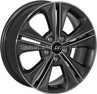 Литые диски Zorat Wheels ZF-TL0277NW GMF 6.5x17/5x114.3 D67.1 ET48 (Graphite - Mirror Face)