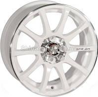 Литые диски Zorat Wheels ZW-355 W6-Z 6.5x15/4x98/ D67.1 ET30 (White Polished Lip)