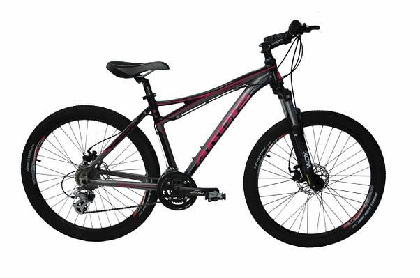 """Горный велосипед ARDIS DINAMIC HB MTB 26"""" 17"""" Черный/Оранжевый"""