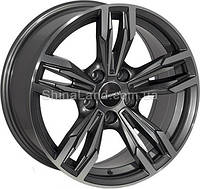 Литые диски Zorat Wheels ZF-XH578 GMF 8.0x17/5x120 D74.1 ET20 (Gun Metal Full Polish)