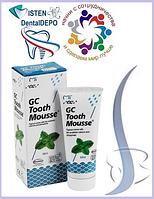 Крем МЯТОВЫЙ Tooth Mousse [Тус мус Тусс мусс], 40 гр.| 35 мл.