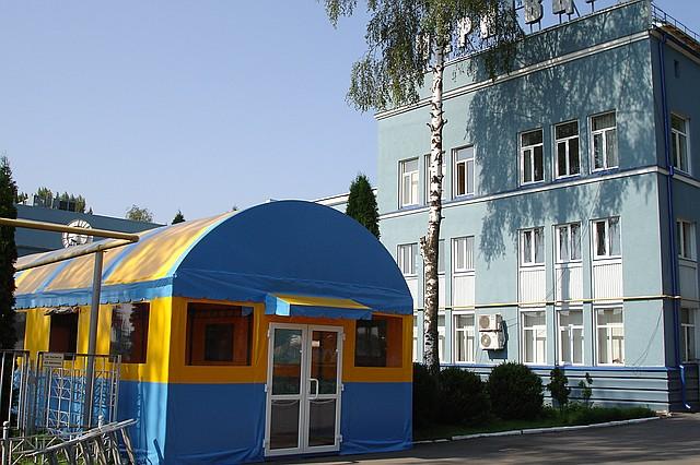 Павильон быстровозводимый - Тентовые конструкции - Тент Рид в Харькове
