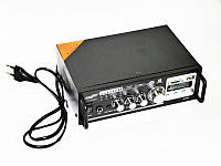 Усилитель звука KT-809BT + USB+SD+AUX+Bluetooth+Караоке