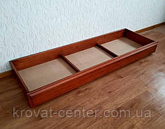 Подкроватный ящик на колесиках (длина 140 см) , фото 2