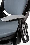 Кресло офисное Wau slatеgrеy fabric, фото 6