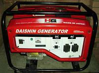 Бензиновый генератор DaiShin SGB7001HA MTG