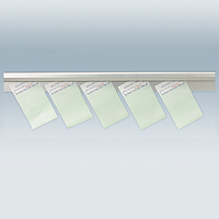 Подставка-держатель для счетов и встречек 60 см CO RECT