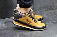 New Balance 754  мужские кроссовки рыжие США
