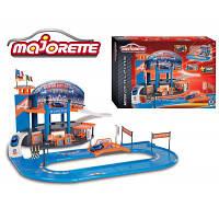 Игровой набор Гараж Pit Stop Majorette 2058384