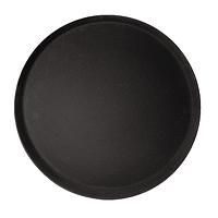 Поднос для официанта черный 400 мм CO RECT