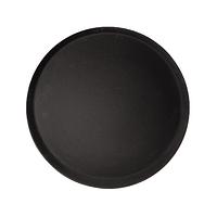 Поднос для официанта черный 360 мм CO RECT
