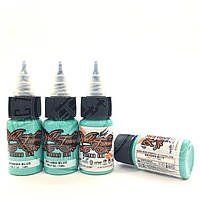 World Famous Ink BAHAMA BLUE USA