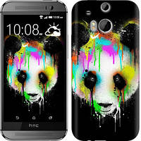 "Чехол на HTC One M8 Color-Panda ""4157c-30-5999"""