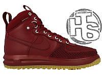 Мужские кроссовки Nike Lunar Force 1 Duckboot Team Red 805899-600