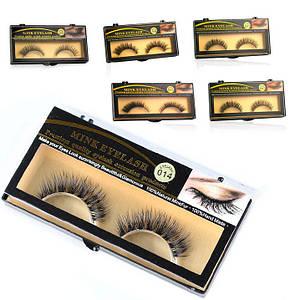 Норковые накладные ресницы Mink Eyelashes™