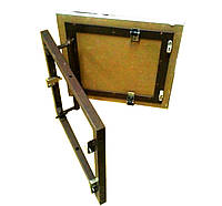 Потайной люк невидимка под плитку 300х400 мм