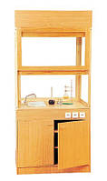 Шкаф вытяжной демонстрационный (1044х700х2240 мм)