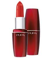 Губная помада Pupa Volume 403 - Euphoria red (ярко-красный)