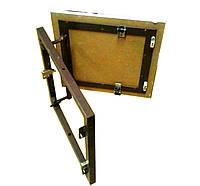 Потайной люк невидимка под плитку 400х400 мм