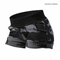 Шорты BB Rough Sweat Shorts, Dark Camo