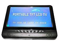 """9,5"""" Портатитвый TV USB+SD + Батарея 9"""" Портатитвый TV USB+SD + Батарея"""