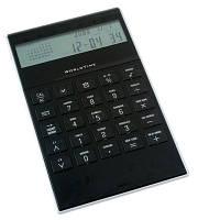 Калькулятор для путешествий с органайзером