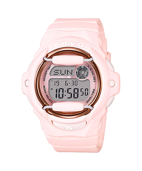 Жіночий годинник Casio Baby-G BG169G-4BCR