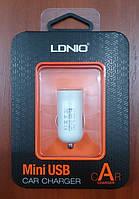 Автомобильное зарядное устройство (АЗУ) - LDNIO DL-214 USB (1 A)