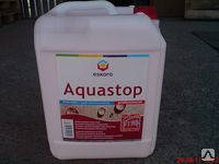 """""""Aquastop-prof"""", грунт для внутренних работ, 10 л."""