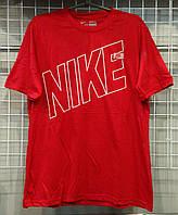 Мужская футболка Nike копия из хлопка