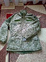 Тепла куртка (бушлат) піксель.