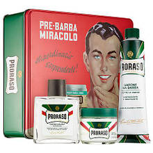 Подарочный набор для бритья Proraso Gino