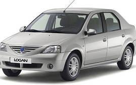 Накладки на панель Dacia Logan