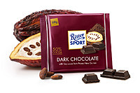 Шоколад Ritter Sport Halbbitter 50% какаоГермания 100г