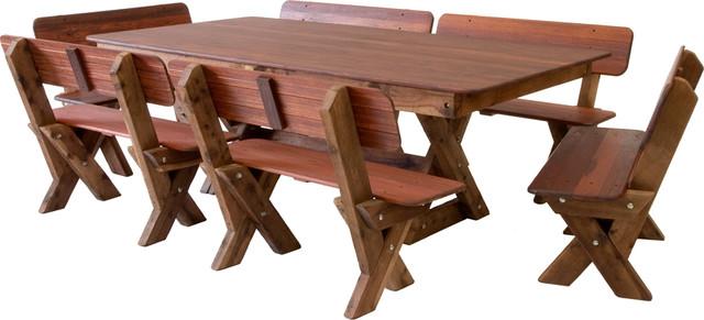 Комплекты Столы, лавки, стулья