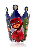 """Корона картонная детская """" Герои в масках """""""