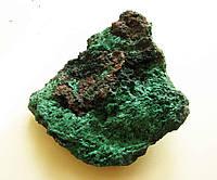 Натуральный малахит минерал ДР КОНГО М190 698 грамм