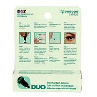 Клей для пучкових вій DUO Individual Lash Adhesive - Dark