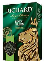 Richard Royal green tea зелений листовий чай