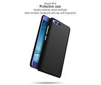 Защитный чехол для Xiaomi mi6 Nillkin Black - чтобы любимому смартфону было не больно падать!