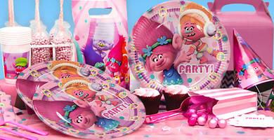 Тематические дни рождения и вечеринки